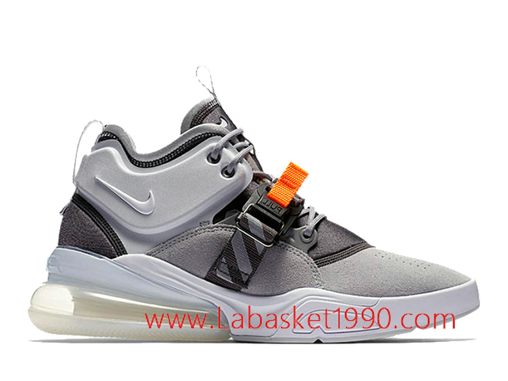 various styles unique design shoes for cheap Nike Air Force 270 Wolf Grey/Sail AH6772-002 Chaussures Nike ...