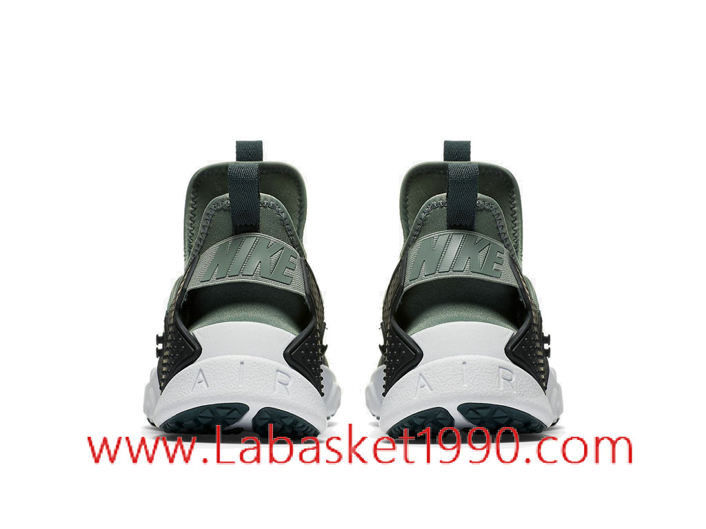 size 40 5a7ae e0461 ... Nike Air Huarache Drift Breathe AO1133-300 Chaussures Officiel Prix Pas  Cher Pour Homme Vert