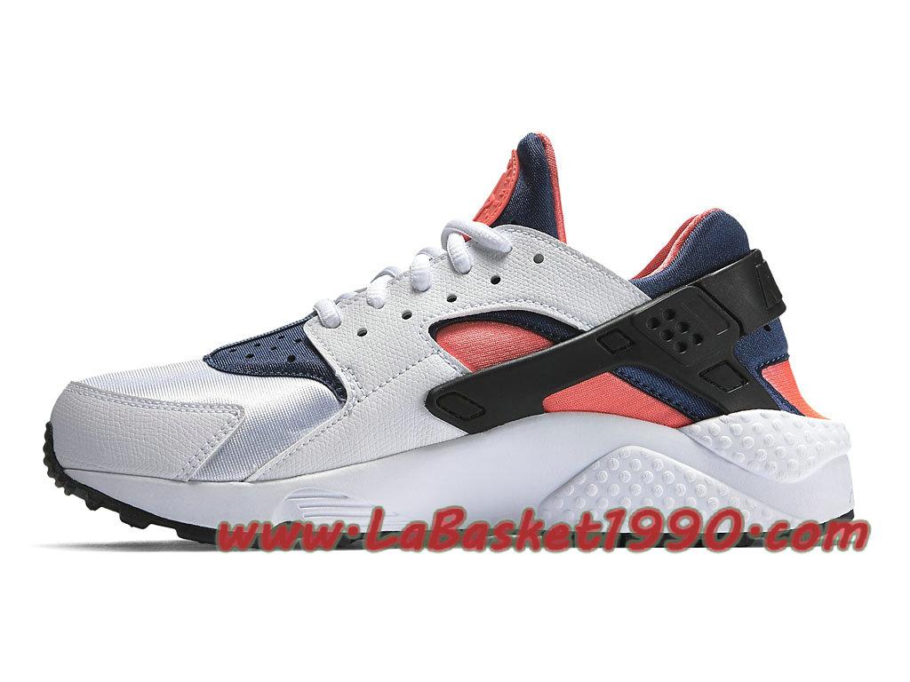 best website 51287 95508 ... closeout nike air huarache gs 634835 103 chaussures nike 2018 pas cher  pour femme enfant 82f27
