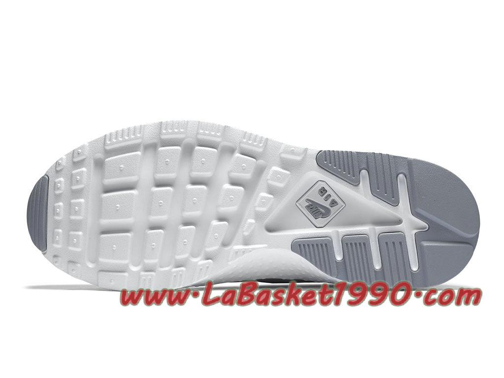 info for aefb6 01d01 ... Nike Air Huarache Ultra 819151 003 Chaussures Nike Huarache Pas Cher  Pour Femme Enfant Gris Blanc ...
