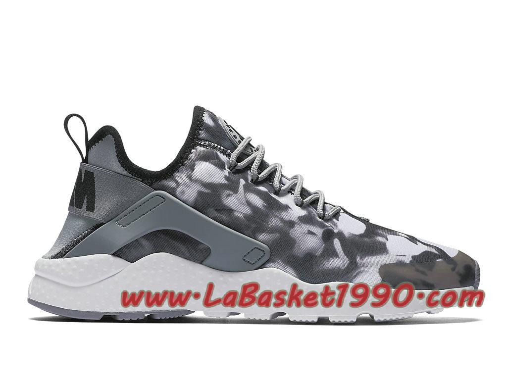 Officiel Nike Air Huarache GS GS Huarache Chaussures Nike Basketball Pas Cher ac7434