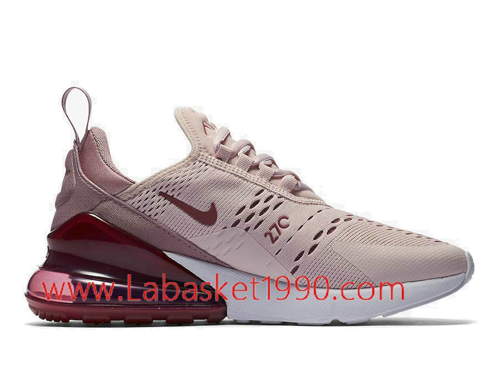 Nike Air Max 270 Barely Rose AH6789-601 Chaussures Officiel ...