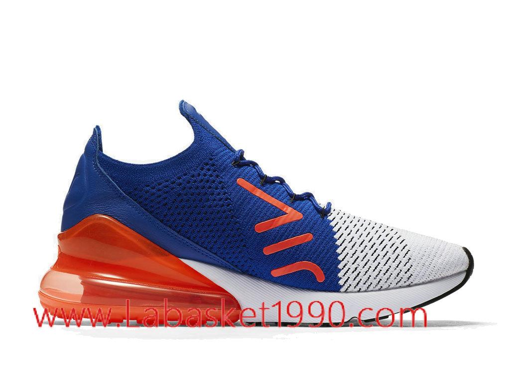 air max 270 blanc orange bleu