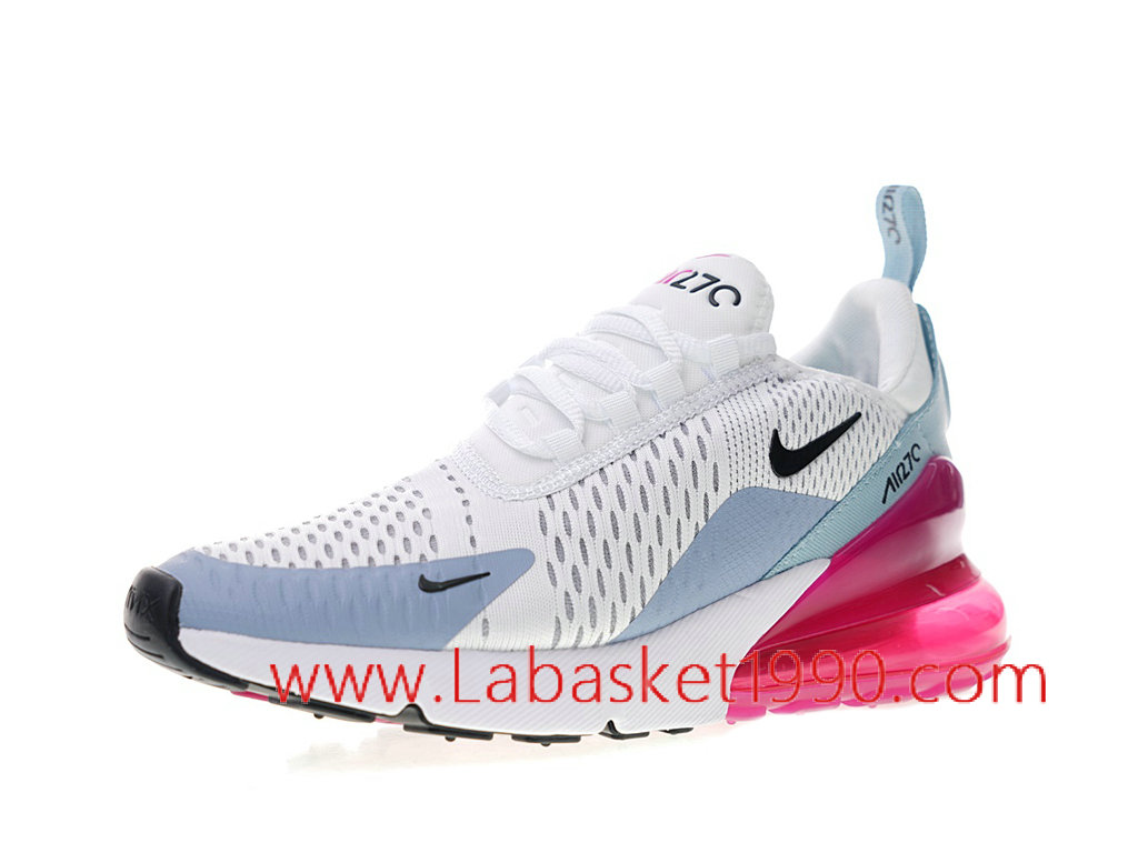 baskets nike air max 270 chaussures de running pour femme rose