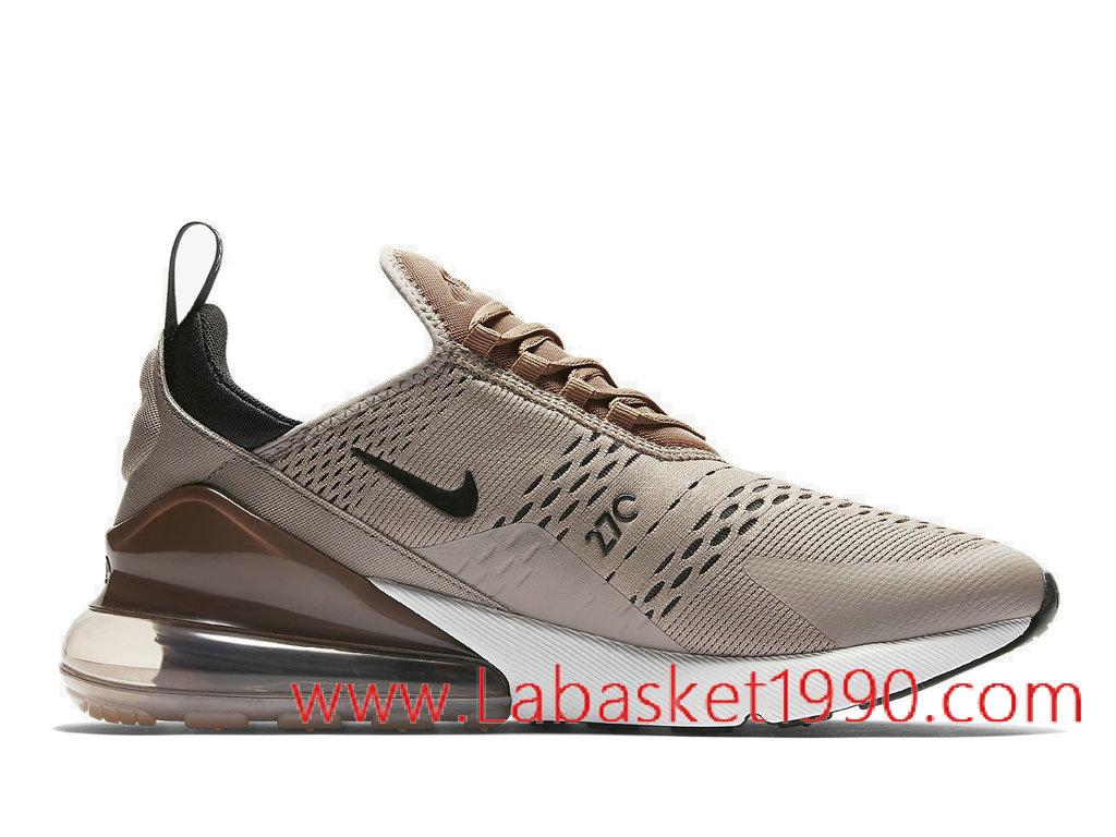 Nike Air Max 270 GS Chaussures Nike Running Pas Cher Pour FemmeEnfant Brun Rose AH6789 700 AH6789 700 Officielle de Boutique de Basket en ligne