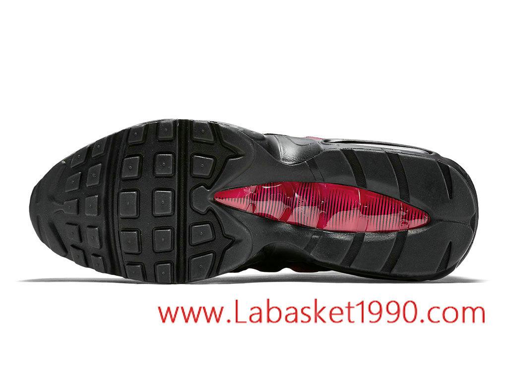 magasin en ligne fb0ce 120f5 Nike Air Max 95 749766_600 Chaussures Nike Prix Pas Cher Pour Homme Rouge  Noir-1712310808-Chaussure Basket Homme Nike | Nike Officiel Site!