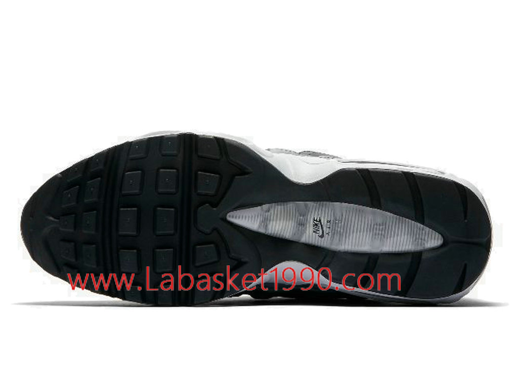 half off d10fd c7785 ... Nike Air Max 95 Essential 749766-021 Chaussures Nike 2018 Pas Cher Pour  Homme Noir ...