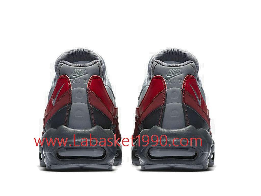 best website d2e9c 5b27d ... Nike Air Max 95 Essential 749766-025 Chaussures Nike Prix Pas Cher Pour  Homme Gris