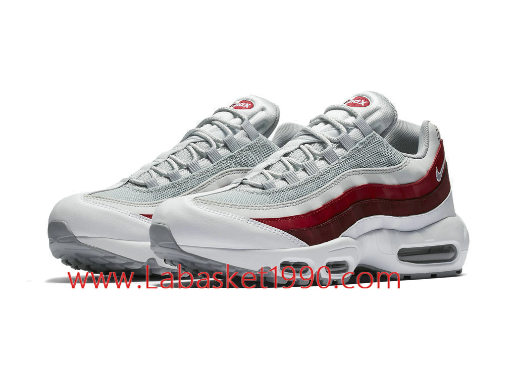 Nike Blanc 95 Code Fcf54 Af8e5 For Air Max Coupon Rouge lcFK13TJ