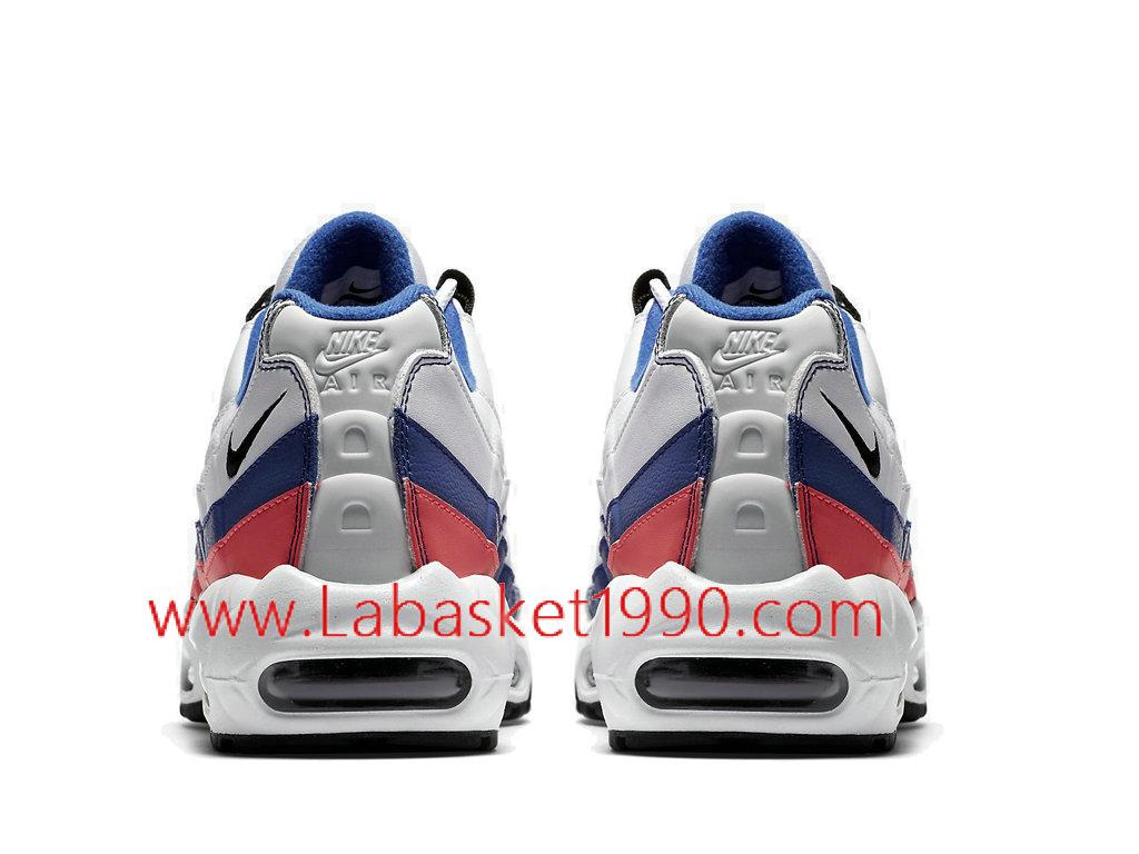 f1cad44cec9 ... Nike Air Max 95 Essential Ultramarine 749766-106 Chaussures Nike 2018  Pas Cher Pour Homme