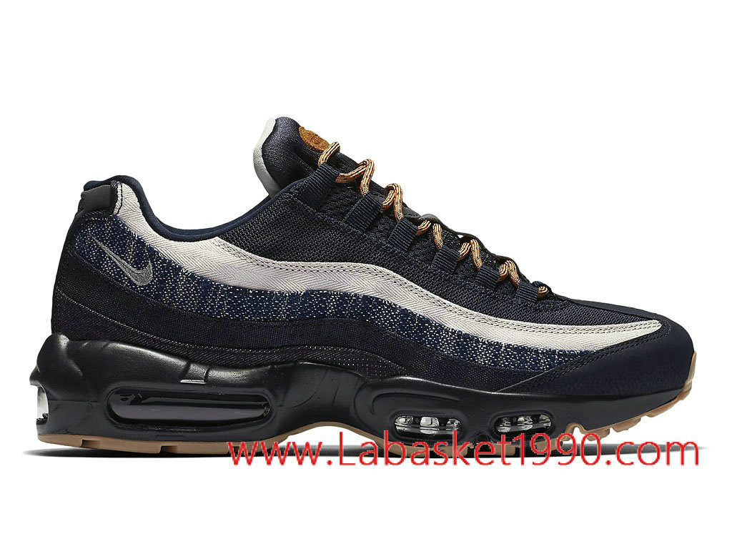 Nike Air Max 95 Premium Denim 538416_400 Chaussures Nike