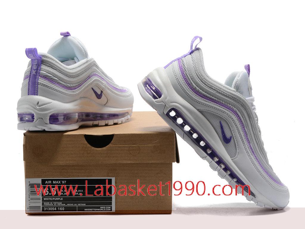 Nike Air Max 97 GS 918356 ID10 Chaussures Nike Prix Pas Cher