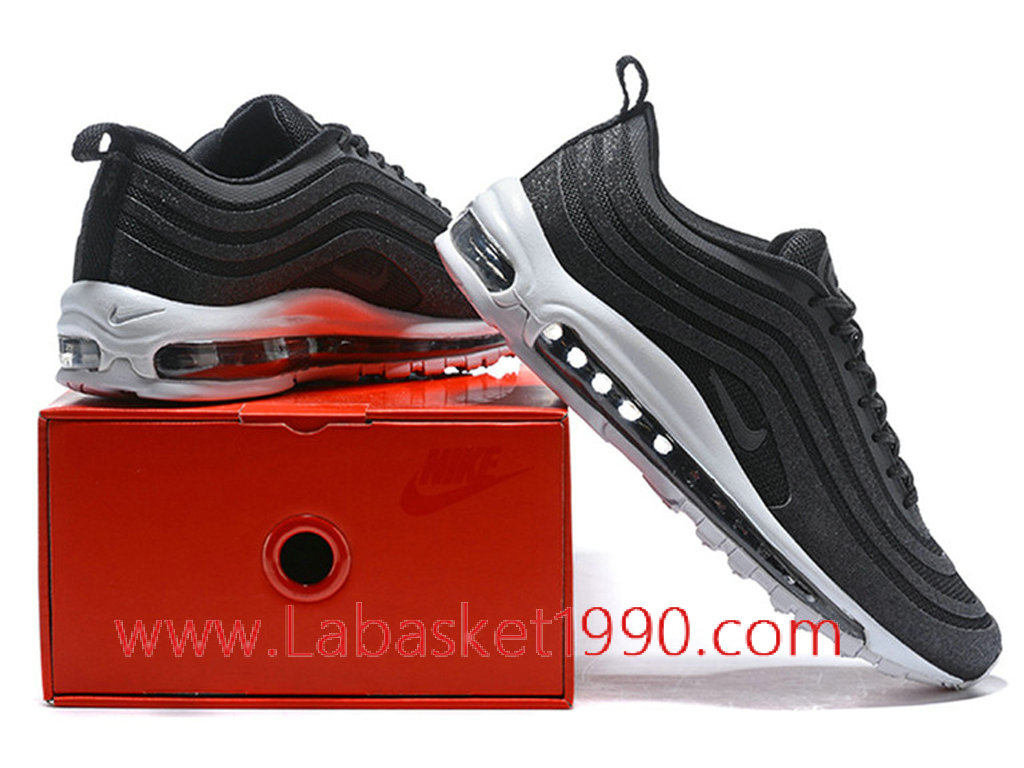 huge selection of 74073 edbcc ... Nike Air Max 97 LX GS 927508-002 Chaussures Nike Prix Pas Cher Pour  Femme