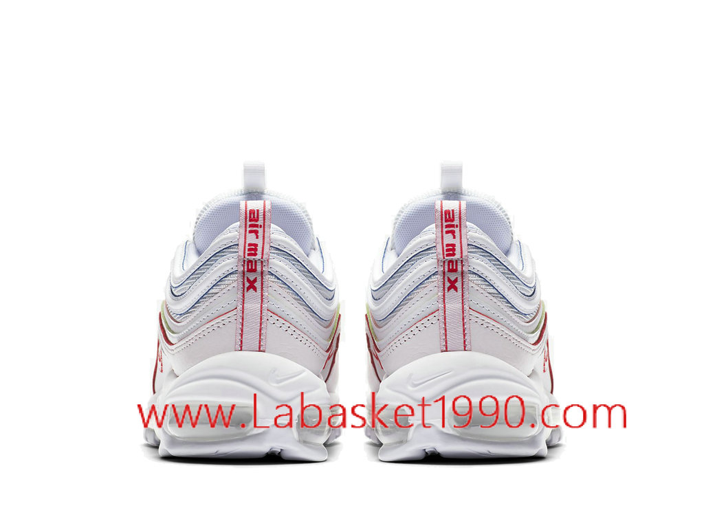 Nike Air Max 97 Se AQ4137 100 Chaussures Officiel Sneakers