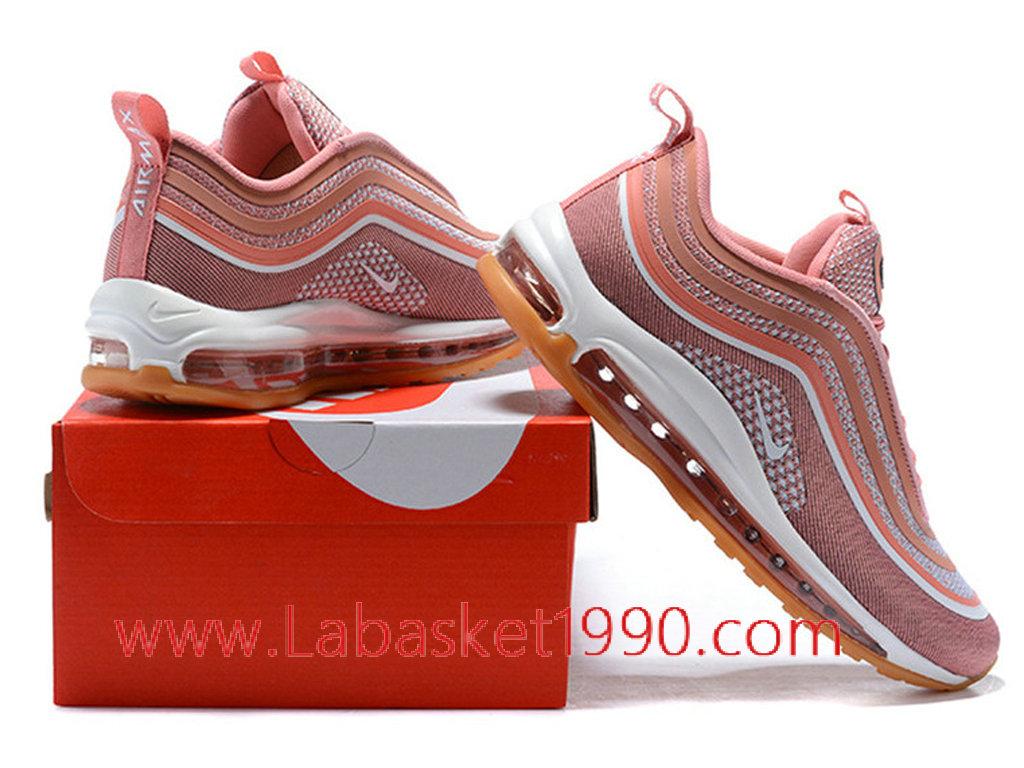 purchase cheap 6cc9e 9cb52 ... Nike Air Max 97 UL ´17 GS 918356-ID1 Chaussures Nike Prix Pas Cher