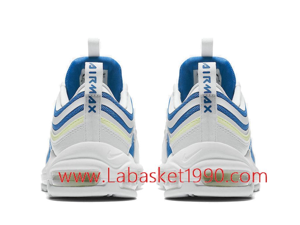 Nike Air Max 97 Ultra Sprite AH6806 101 Femme BlancheBlue