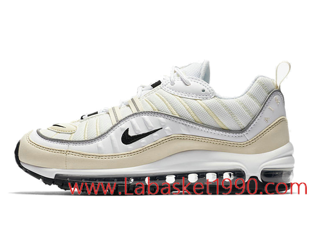 Nike Air Max 98 Fossil AH6799 102 Chaussures Nike 2018 Pas