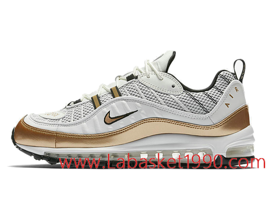 Nike Air Max 98 UK Prime Meridian AJ6302 100 Chaussures Nike