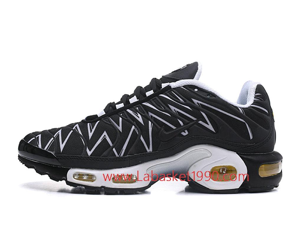 Nike Air Max Plus 20TH Men´s Nike Tn Pas Cher Shoes Black White AJ6301
