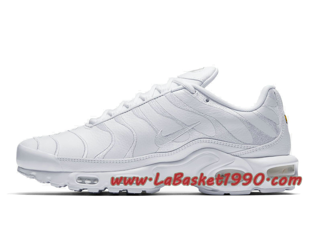 official photos 90b21 0882b ... coupon code for nike air max plus chaussures nike tn 2018 pas cher pour  homme blanc