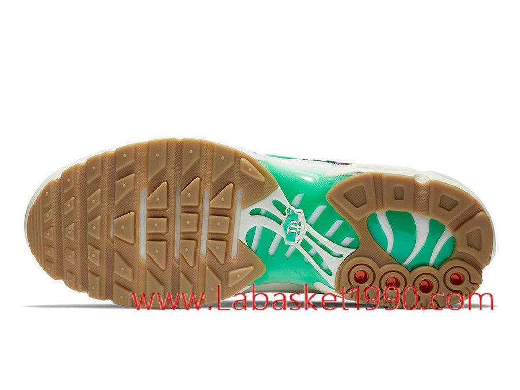 ... Nike Air Max Plus Print AR949-100 Chaussures Officiel Tn Pas Cher Pour Homme Sail ...