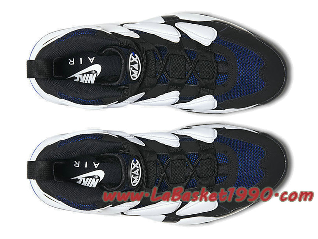 Nike Air Max2 Uptempo 94 OG 922934 101 Chaussures de BasketBall Pas Cher Pour Homme Noir Blanc 1802031116 Chaussure Basket Homme Nike | Nike Officiel