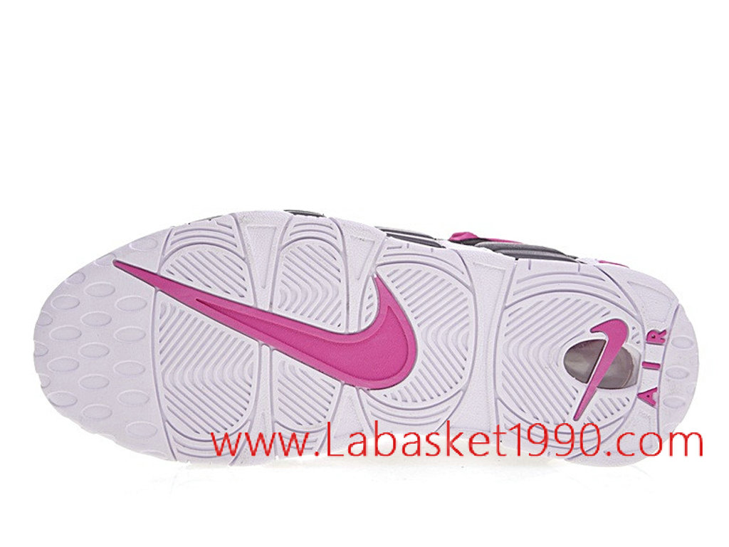 Nike Air More Money QS AJ7383 001 Chaussures de BasketBall