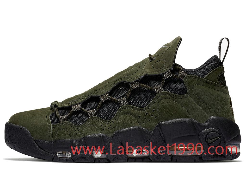 Nike Air More Money QS AJ7383 300 Chaussures de BasketBall