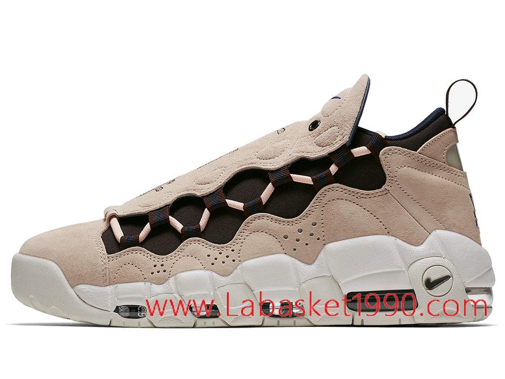 Nike Air More Money QS AJ7383 800 Chaussures de BasketBall