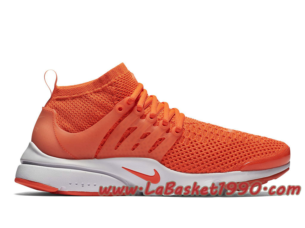 nike chaussures homme orange