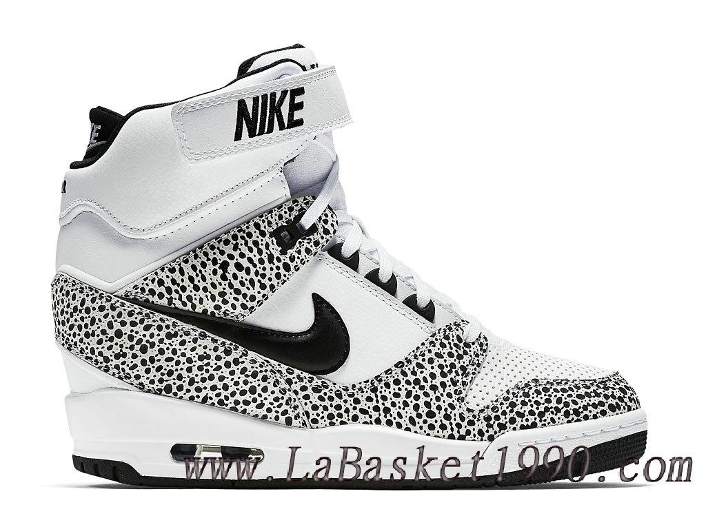 separation shoes a568f 48b06 Nike Air Revolution Sky Hi Premium GS 819809 100 Women´s Nike Sport Fashion  Shoe Black