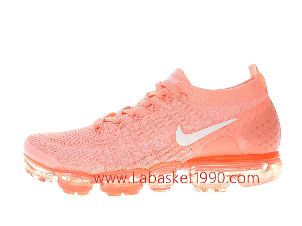 Nike Air VaporMax Flyknit 2 crimson pulse Chaussure de ...