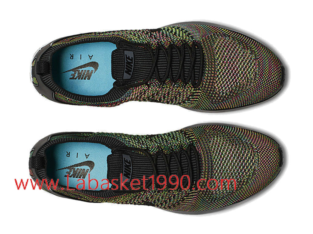 new product 89ca1 4796d ... Nike Air Zoom Mariah Flyknit Racer 918264-101 Chaussures Nike Running  Pas Cher Pour Homme ...