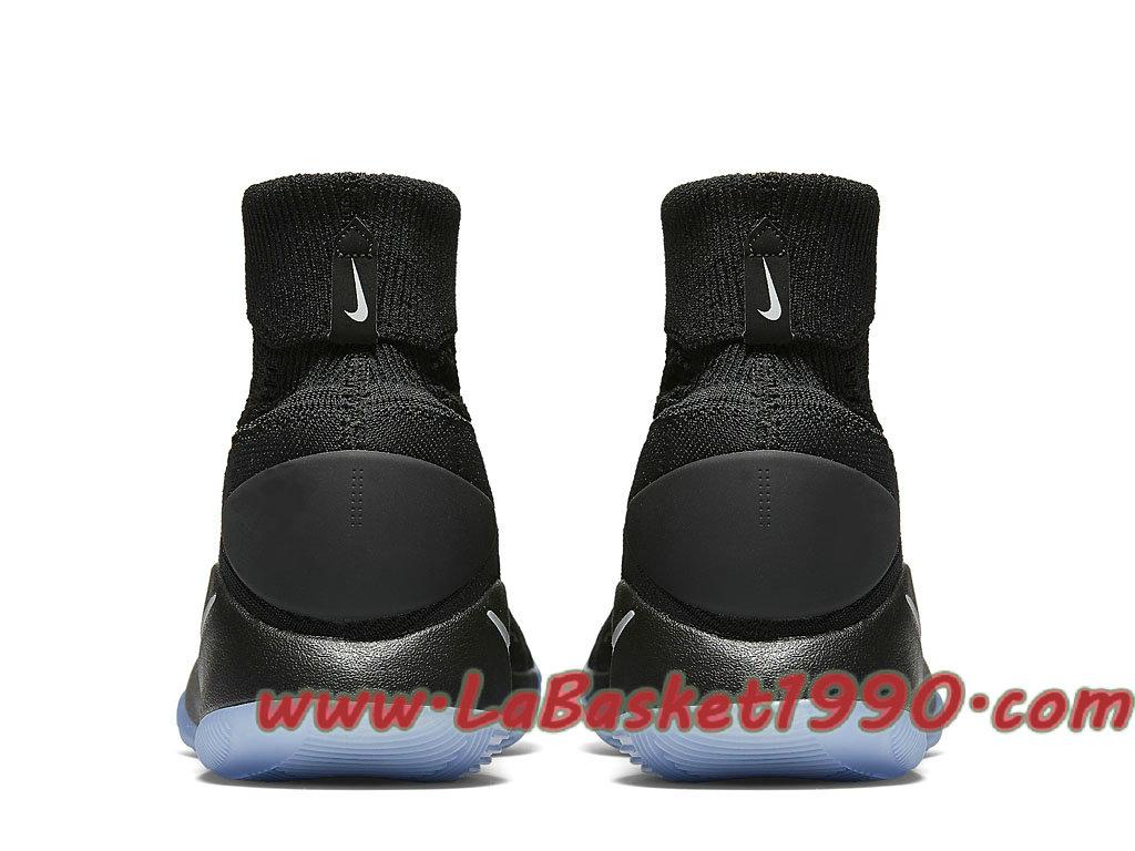 uk availability eab21 3429d ... Nike Hyperdunk 2016 Flyknit 843390-003 Chaussures Nike Basket Pas Cher  Pour Homme Noir ...