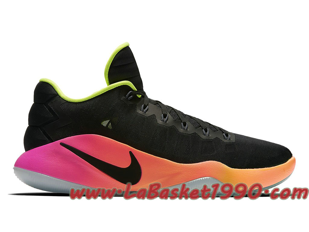 sneakers for cheap f5c1e 40930 Nike Hyperdunk 2016 Low 844363-017 Men´s Nike Basketball Shoes Black Pink