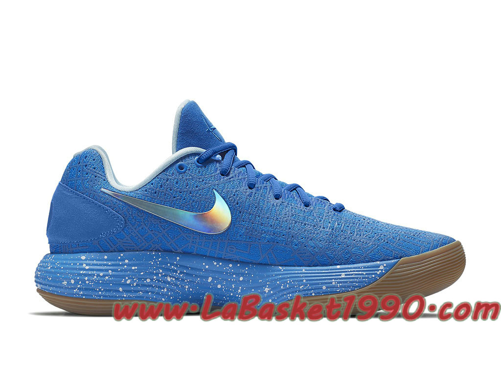 ... Nike Hyperdunk 2017 Low New York AH9054-400 Chaussures Nike Basket Pas Cher Pour Homme ...
