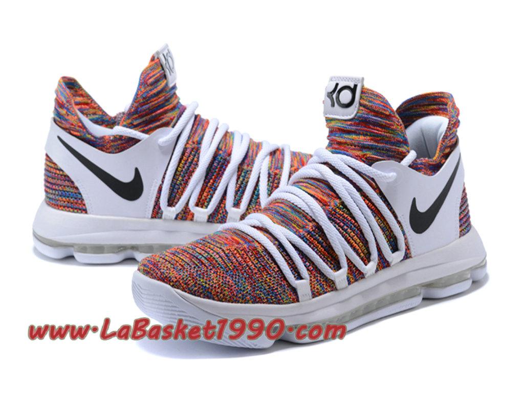 Nike Kd 10 Prix Chaussures De Homme Basketball Pas Cher Pour Homme De Blanc 98fd79