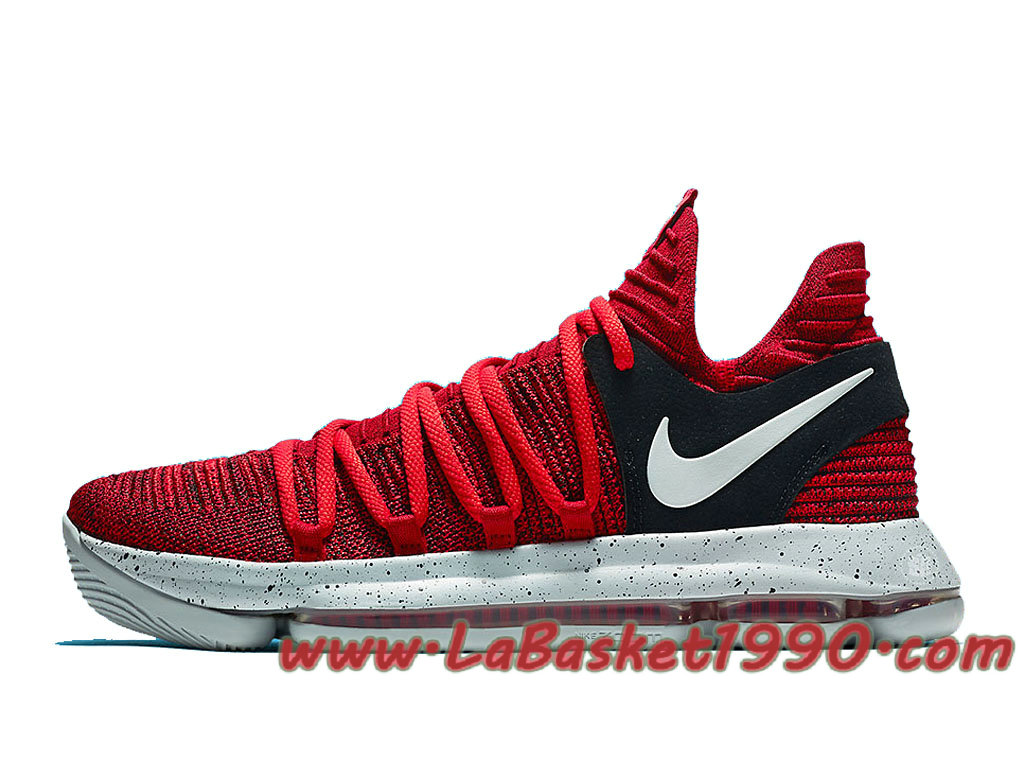 new list official site good out x Nike KD 10 University 897816-600 Men´s Nike Basketball Shoes Red ...