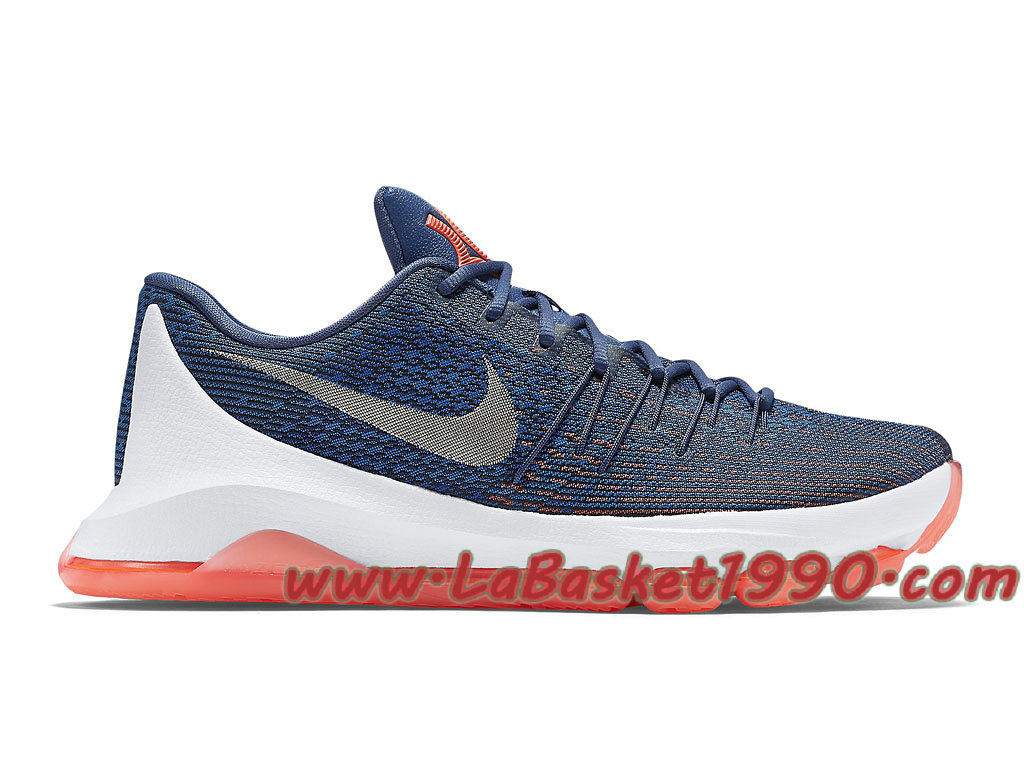 new arrival 02763 57ef8 Nike KD 8 EP Ocean Fog 800259-414 Chaussures Nike Basket Pas Cher Pour  Homme ...