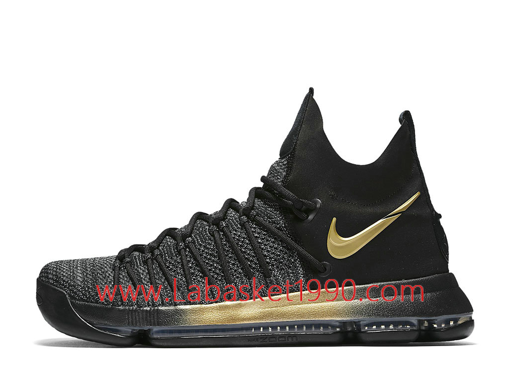buy online 7da57 c1f85 netherlands nike kd 9 elite flip the switch 878637007 nike cheap shoes for  men black gold