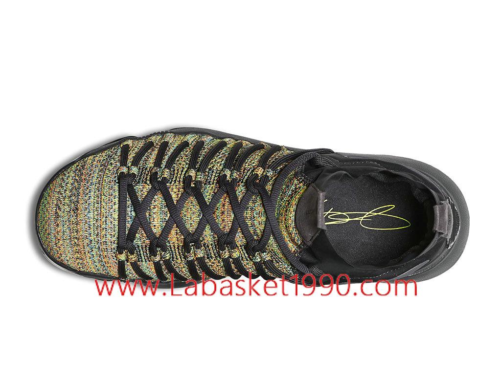 super popular 0ca4c 6b43b ... release date nike kd 9 elite multicolor aa0942900 chaussures nike prix  pas cher pour homme noir ...