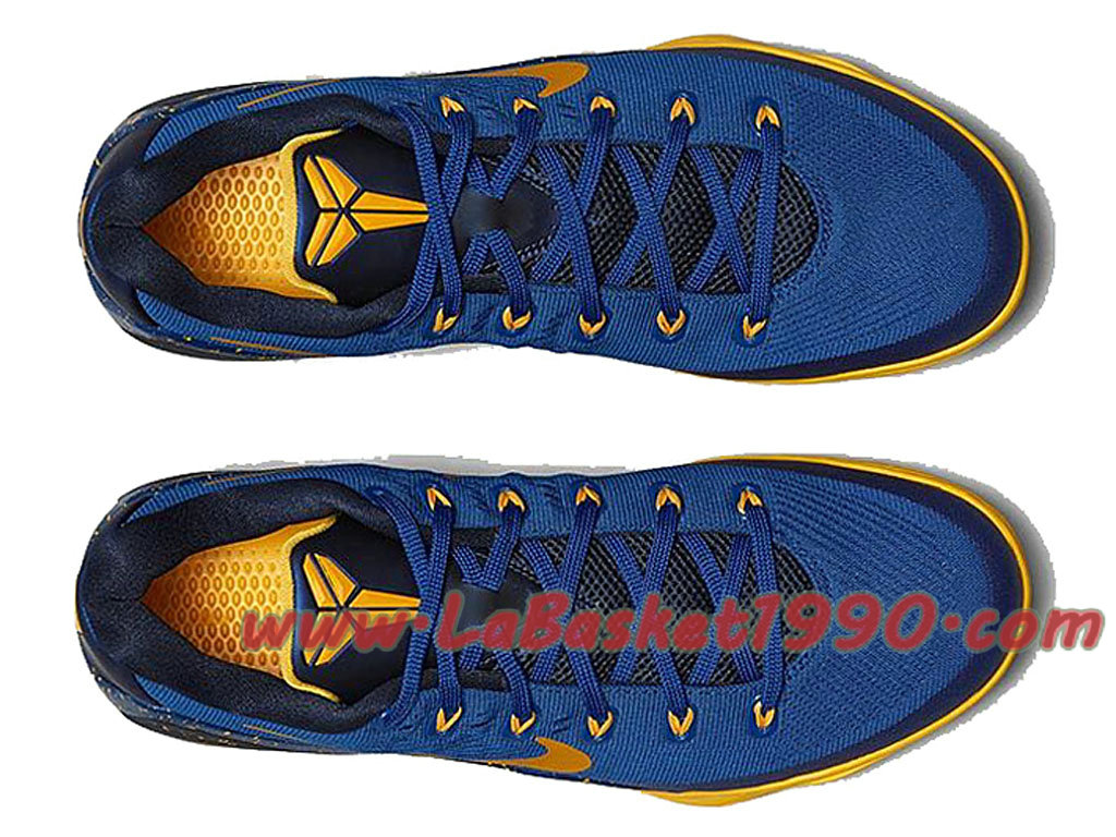 more photos 02a38 b799b ... Nike Kobe 9 EM Men´s Nike Basketball Shoes Gym Blue 646701-474 ...