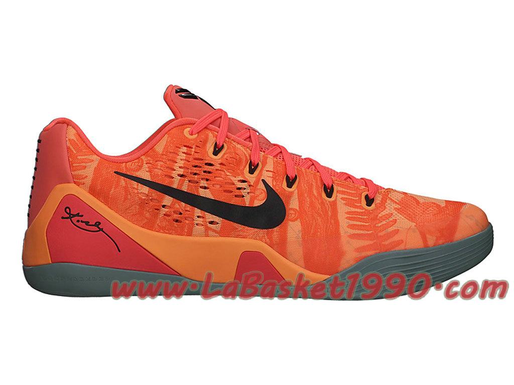 a5b84afd743a Nike Kobe 9 IX Low EM Men´s Nike Basketball Shoes Peach Cream 646701-