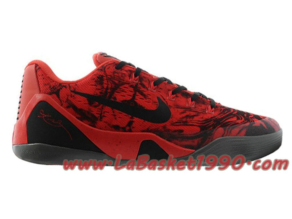 pretty nice 751d5 71aac Nike Kobe 9 Low Men´s Nike Basketball Shoes 639045-ID1 Red