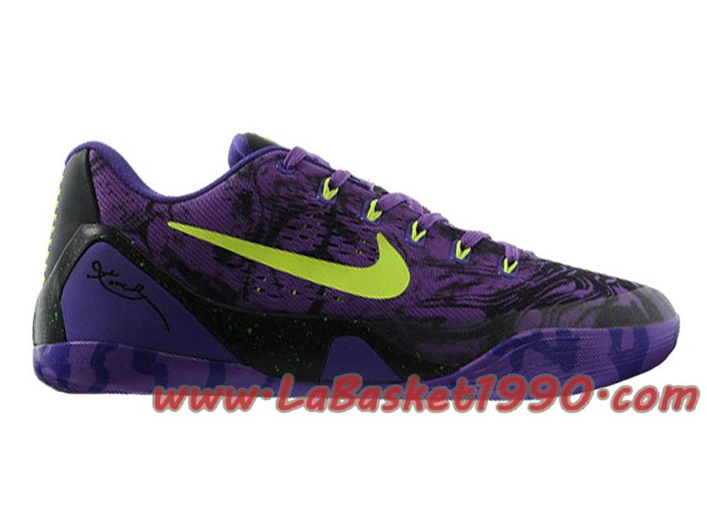 promo code 6e3db 12bd1 Nike Kobe 9 Low Men´s Nike Basketball Shoes 639045-ID2 Pourpre