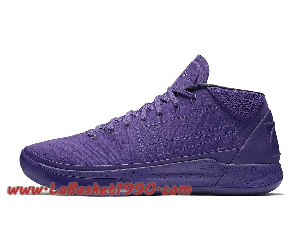 Nike Chaussures De Chaussure Violet Fearless Cher A Basketball 500 1712160717 dMid 922482 Pas Kobe BasketOfficiel Pour Homme QdCstrohxB