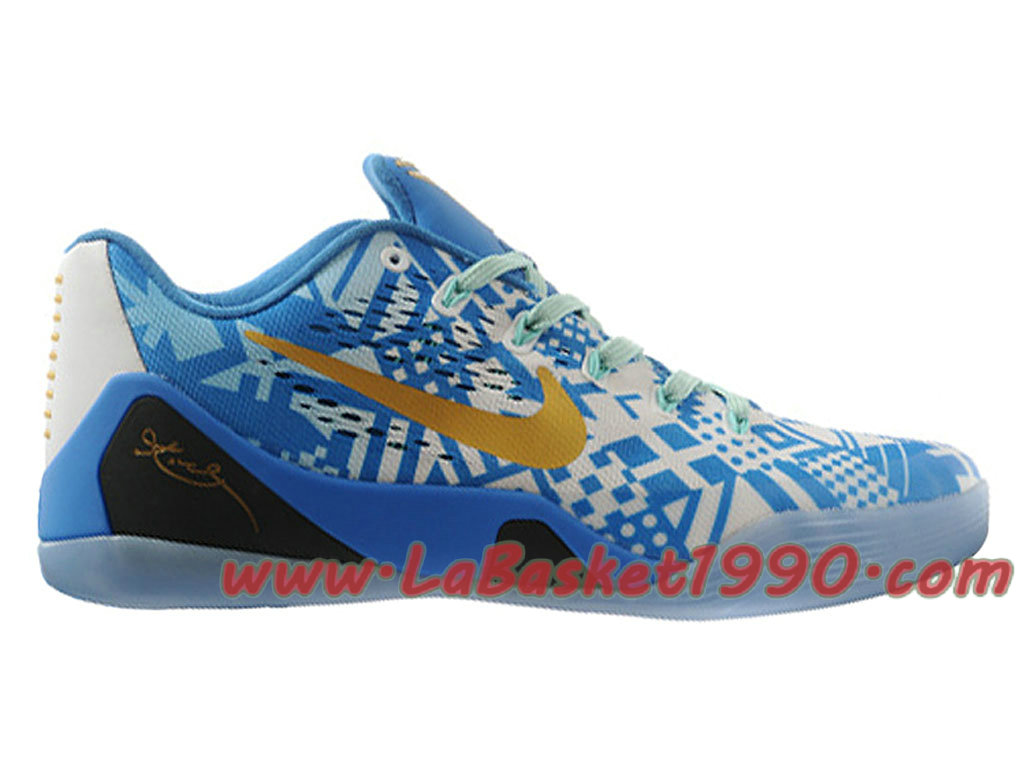 best authentic aea64 2e24e Nike Kobe IX 9 Low EM Men´s Nike Basketball Shoes HYPER COBALT 646701-