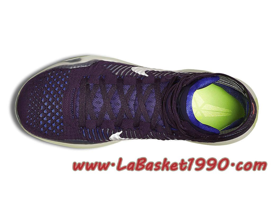 brand new 34bd4 67e6a ... Nike Kobe X Elite Ignite 718763-505 Chaussures Nike Basket Pas Cher  Pour Homme Violet ...