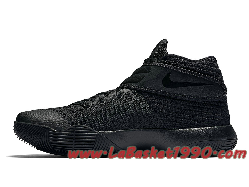 reputable site 63f78 5812f ... Nike Kyrie 2 819583-008 Chaussures Nike Basket Pas Cher Pour Homme Noir  ...