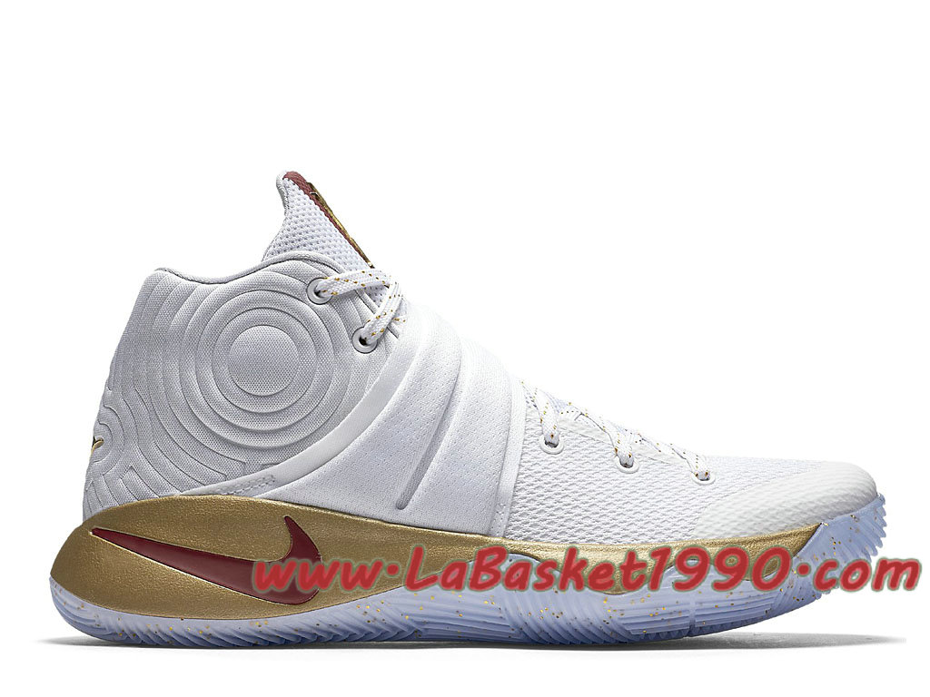a3469a13fe6a Nike Kyrie 2 Game 3 Homecoming 925433-900 Men´s Nike Basketball Shoes White